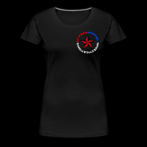 Official NTP Women's T-Shirt - Women's Premium T-Shirt