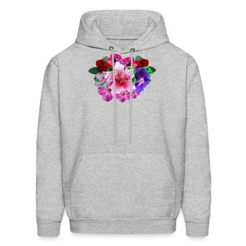 Flower Hoodie - Men's Hoodie