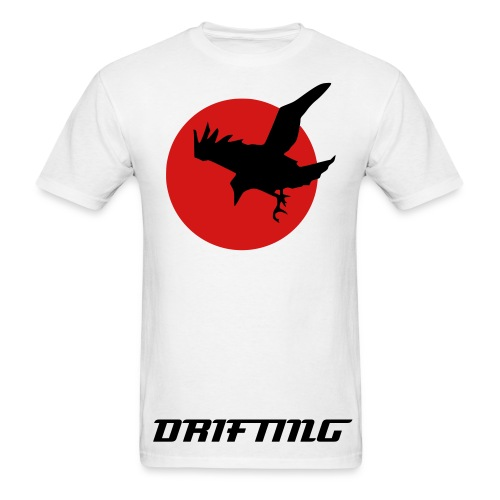 Men's Drifting Tee - Super White - Men's T-Shirt
