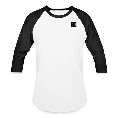 Baseball Tee (black logo) - Baseball T-Shirt