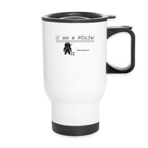 I am a Ninja Travel Mug - Travel Mug