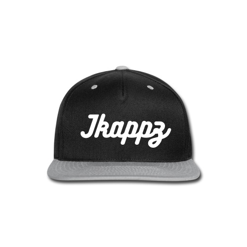 Jkappz Custom Hat - Snap-back Baseball Cap
