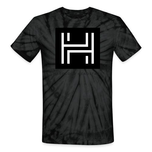 Hardcore Headstart Tie Dye Tee - Unisex Tie Dye T-Shirt