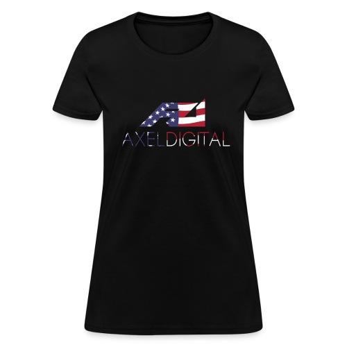 Women's Stars and Stripes Tee - Women's T-Shirt