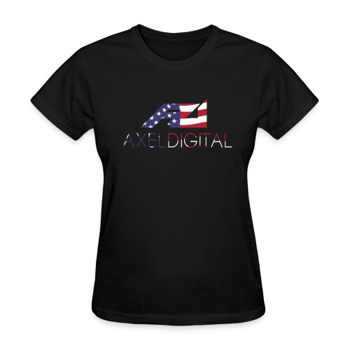 Women's Stars and Stripes Tee - Women's T-Shirt