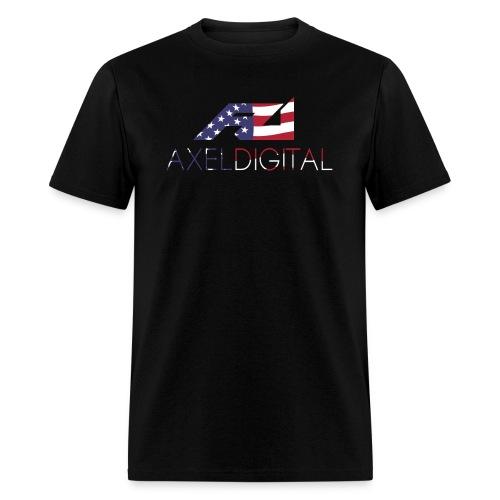 Men's Stars and Stripes Tee - Men's T-Shirt