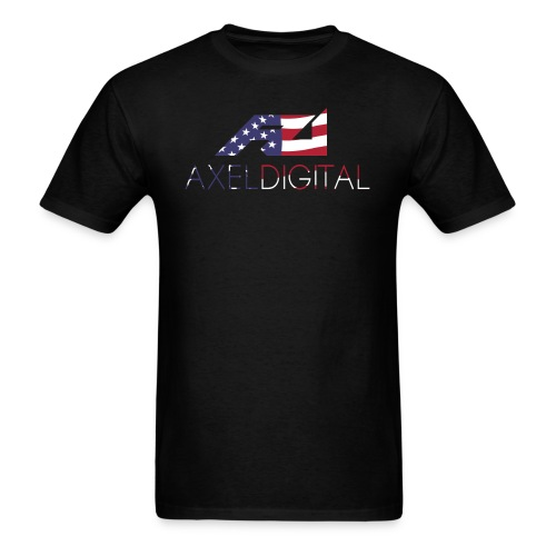 Men's Stars and Stripes Tee - Men's T-Shirt