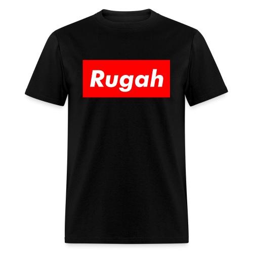 Red Rugah Sign Shirt - Men's T-Shirt