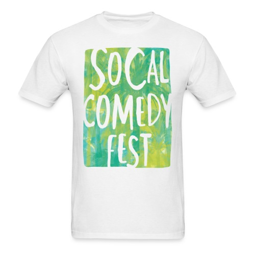 Official SoCal Comedy Fest T-Shirt - MENS - Men's T-Shirt