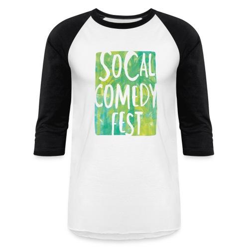 Official SoCal Comedy Fest ROCKER TEE - Baseball T-Shirt