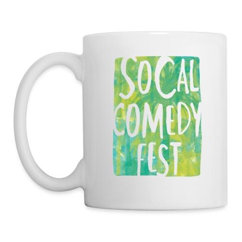 Official SoCal Comedy Fest MUG  - Coffee/Tea Mug