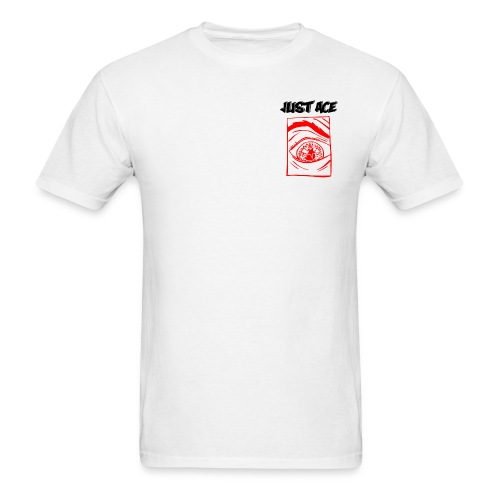 Star In The Eye pocket/large rear print - Men's T-Shirt