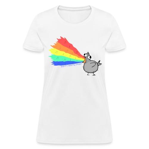 Magic Pigeon-Shirt Women - Women's T-Shirt