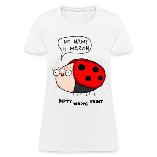 MY NAME IS MARVIN-Shirt Women - Women's T-Shirt