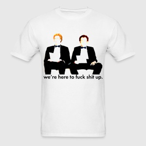 Team Interview T-shirt(2) - Men's T-Shirt