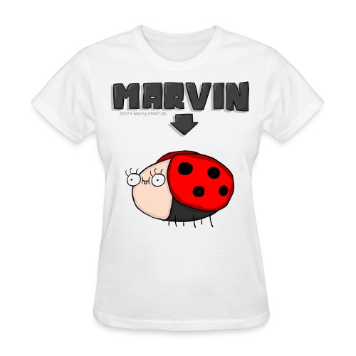MARVIN-Shirt Women - Women's T-Shirt