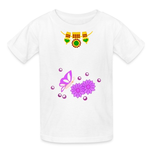 Special Day Kids T Shirt (Digital Print) - Kids' T-Shirt