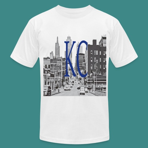 Kansas City - Men's Fine Jersey T-Shirt