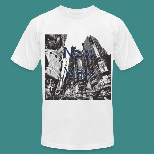 New York City - Men's Fine Jersey T-Shirt