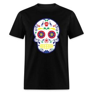 Dia De Los Dutch Tee - Men's T-Shirt
