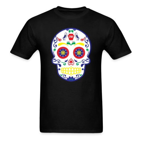 Dia De Los Dutch Tee - Men's T-Shirt