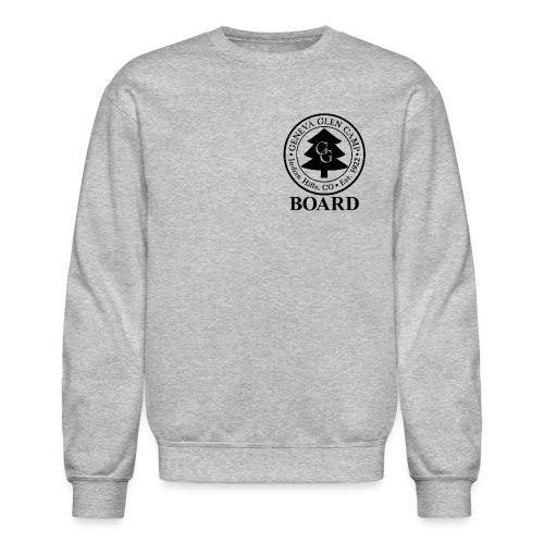 Board Crewneck Sweatshirt - Crewneck Sweatshirt