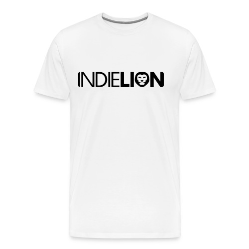 Men's T-Shirt (White) - Men's Premium T-Shirt