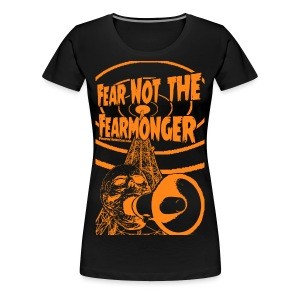 Women's Fear - Women's Premium T-Shirt