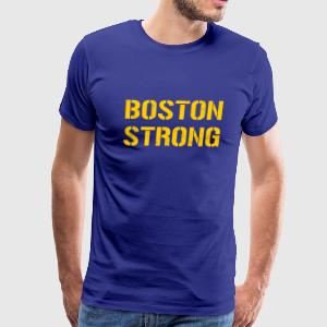 Boston Strong - Men's Premium T-Shirt