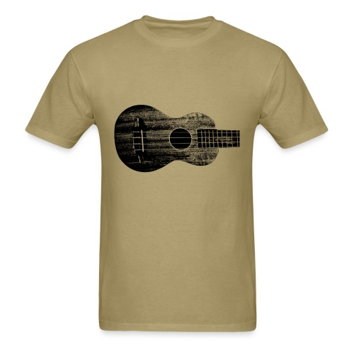 Guitar Shirt - Men's T-Shirt
