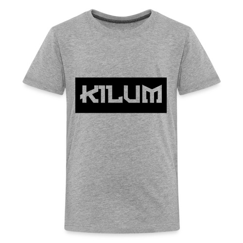 Logo Kilum (Niños) - Kids' Premium T-Shirt