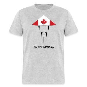 Its The Canasian Logo Tee - Men's T-Shirt