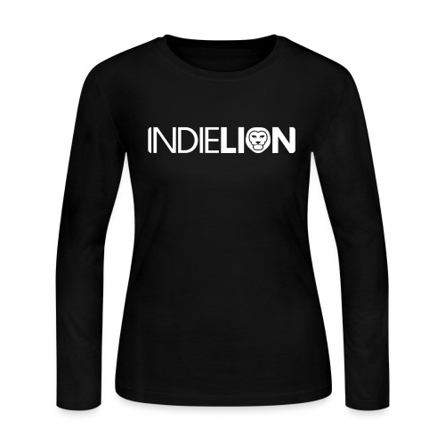 Women's Long Sleeve Tee (Black) - Women's Long Sleeve Jersey T-Shirt