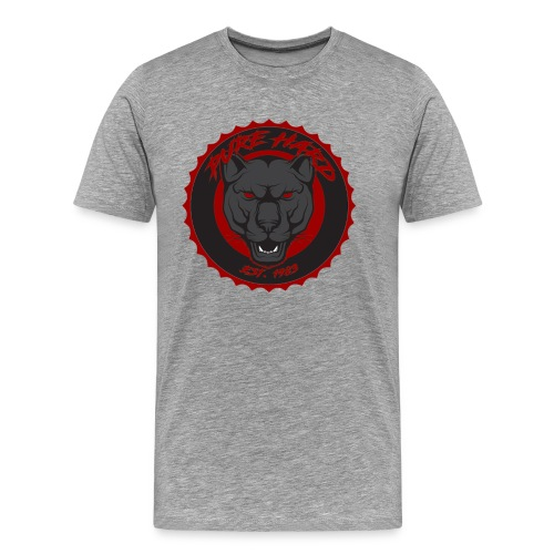 pure hard - Men's Premium T-Shirt