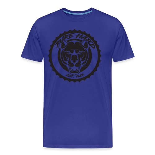 pure hard - Men's Premium T-Shirt