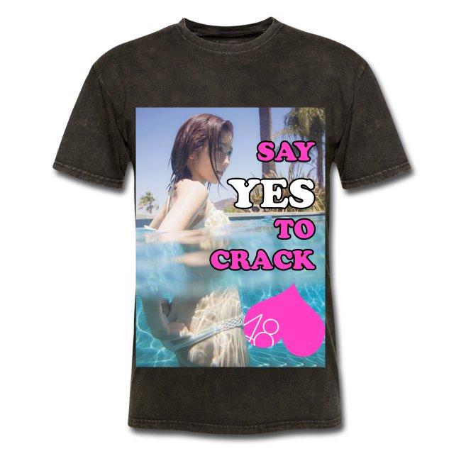 Mayuyu Say YES to Crack!!