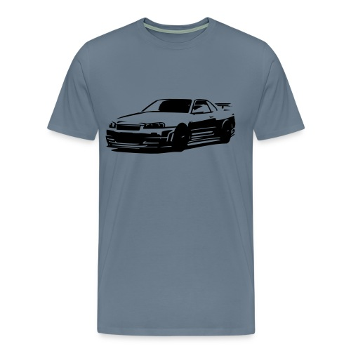 Skyline 1 - Men's Premium T-Shirt