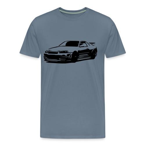 Skyline 1 - Men's Premium T-Shirt