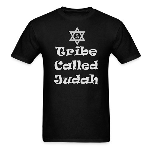 A Tribe Called Judah Men's T Shirt - Men's T-Shirt