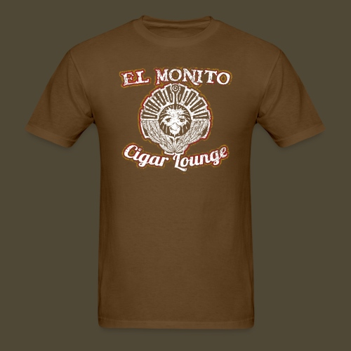 El Monito Cigar Lounge - Men's T-Shirt
