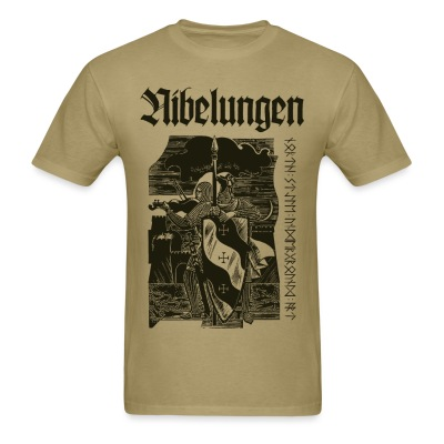 Nibelungen - Men's T-Shirt