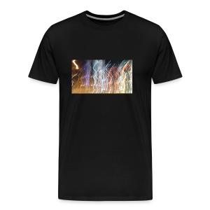 nightlight (black) - Men's Premium T-Shirt
