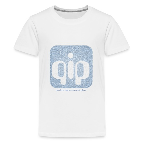 qip adult (blue) - Kids' Premium T-Shirt