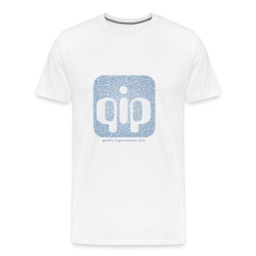 qip kid (blue) - Men's Premium T-Shirt