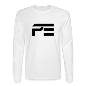 Praise eSports Mens Longsleeve Black Logo  - Men's Long Sleeve T-Shirt