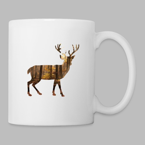 Camo Deer coffee mug - Coffee/Tea Mug