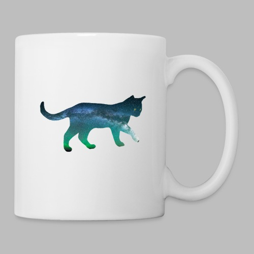 Aurora Cat coffe mug - Coffee/Tea Mug