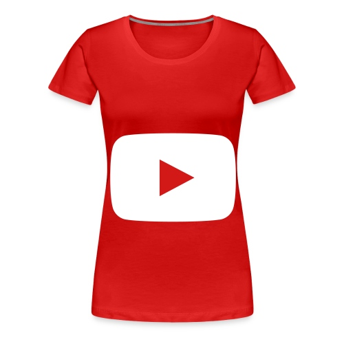 Women | Youtuber Shirt - Women's Premium T-Shirt