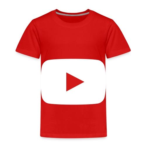 Male Toddler | Youtuber Shirt - Toddler Premium T-Shirt