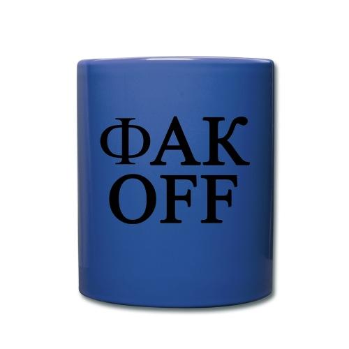 off - Full Color Mug